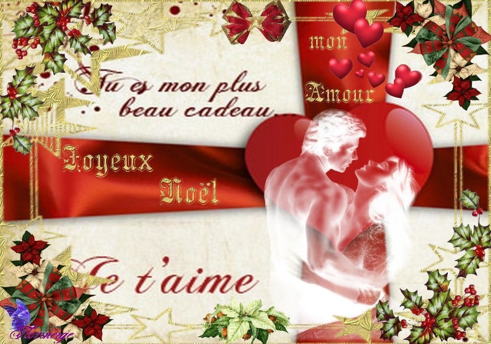 Joyeux Noël Mon Amour